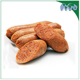 CHICKEN SAUSAGES WITH KURAKKAN
