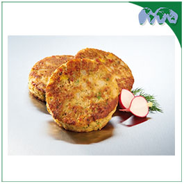 VEGETABLE BURGER (80G)